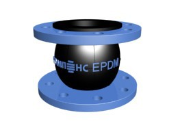 Резиновый компенсатор EPDM Ду100 Ру16