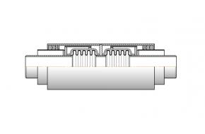 Сильфонный компенсатор 2СКУ.ППУ/ОЦ-25-800-480-ОДК ИЯНШ