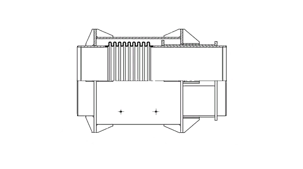 Сильфонный компенсатор КСО-25-600-200 ИЯНШ