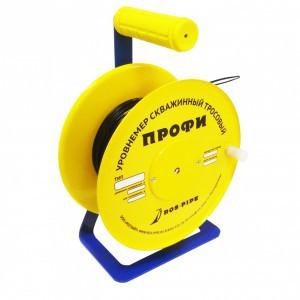 Уровнемер скважинный тросовый УСК-ТЭ-1000