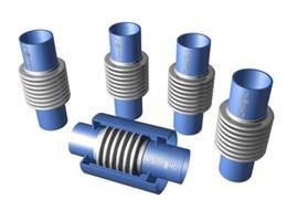Универсальный компенсатор для трубопроводов Ду20